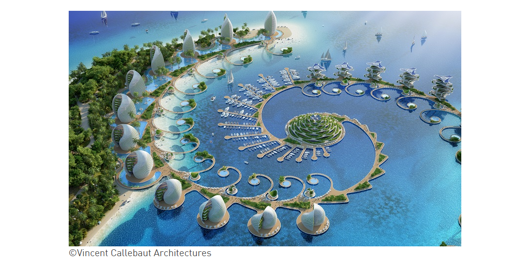 NAUTILUS ECO RESORT (Vincent Callebaut)