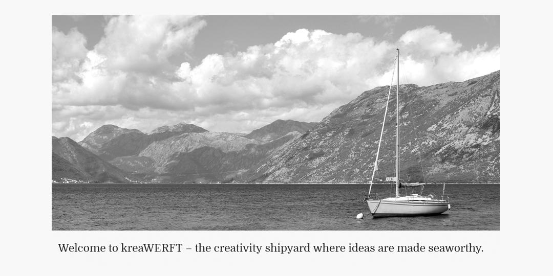 Segelboot, Bucht von Kotor