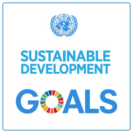 SDG Piktogramm der UN