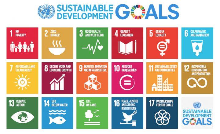 Die 17 Nachhaltigkeitsziele der UN