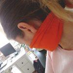 Mund-Nasen-Schutz (mit Stretch-Schal, einfachst)